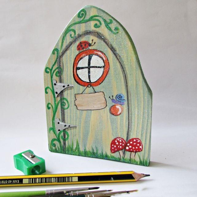 41 best gardening images on pinterest save energy for Hallmark fairy door