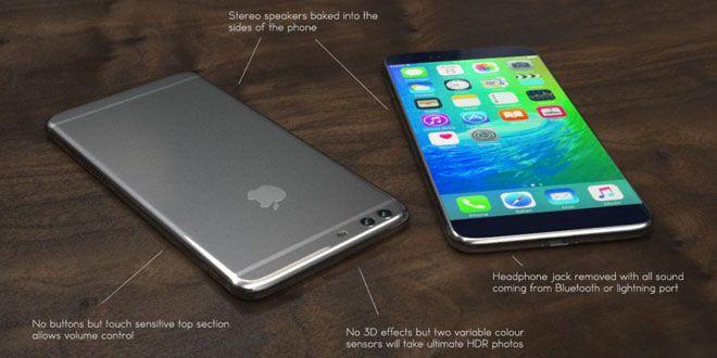 Nuevos rumores sobre las características del iPhone 7 http://j.mp/1MNrLBU    #Apple, #Applemania, #IPhone7, #Rumores, #Tecnología