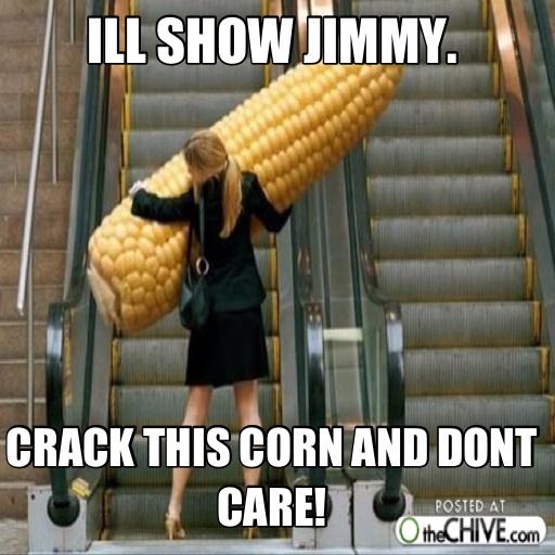 Image result for jimmy crack corn