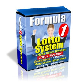 Formula 1 Lotto System :  Read real stories from people who used this software and won amazing amounts of money ...