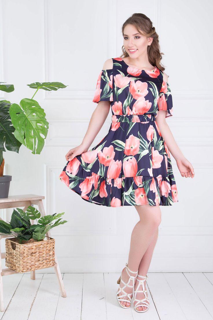 Платье Тюльпан Розничная цена: 900,00 грн Оптовая цена: 300,00 грн