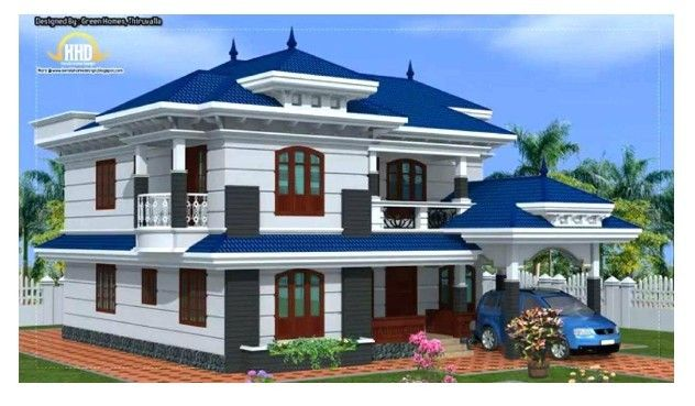 Pin By Pankaj On Genius Movie In 2020 Kerala House Design House Design House Front Design