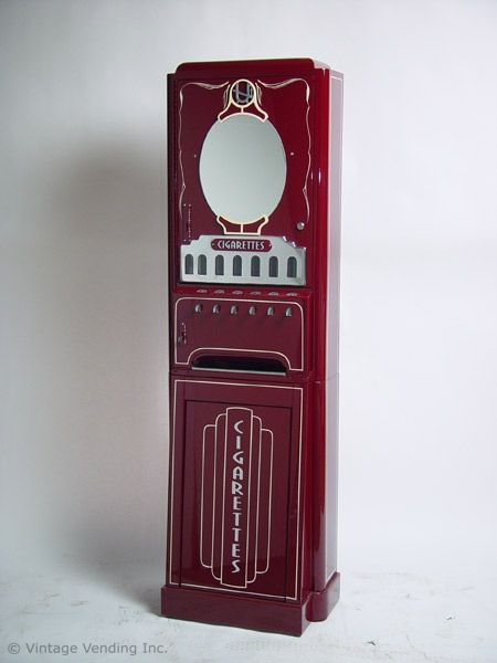 vintage cigarette machines - Google Search