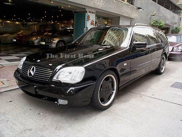W140 Estate/Wagon - Mercedes-Benz Forum