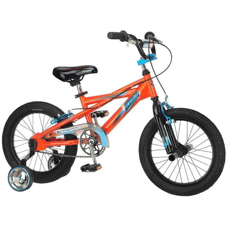 "Boys' 16 Inch Schwinn Scorch Bike - Schwinn - Toys ""R"" Us"