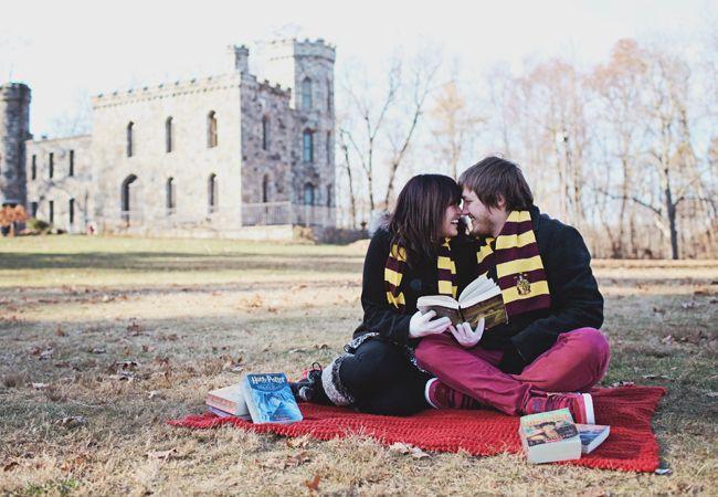 Que tal um casamento mágico inspirado em Harry Potter? | Casar é um barato