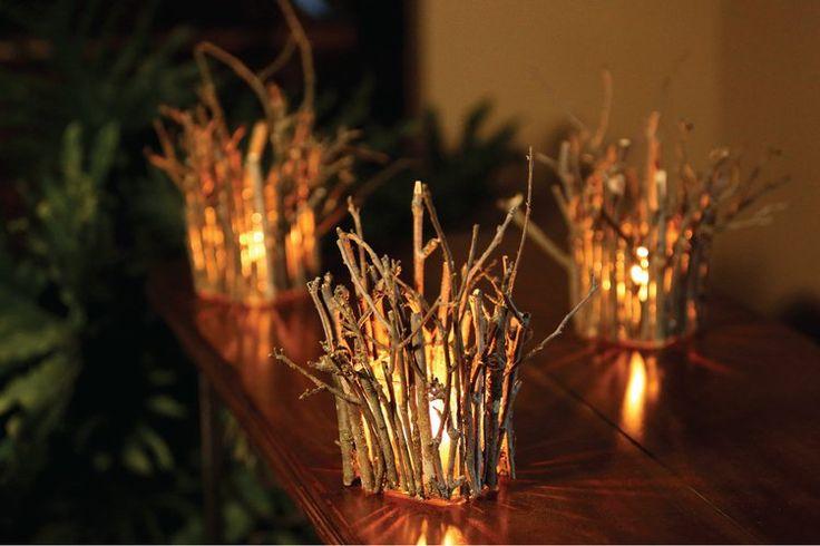 Statt sich in der Kälte in viel zu vollen Innenstädten herumzuärgern, bleiben wir dieses Jahr gemütlich im Haus und basteln unsere Weihnachtsgeschenke für alle Freunde und Verwandte selber ;-)