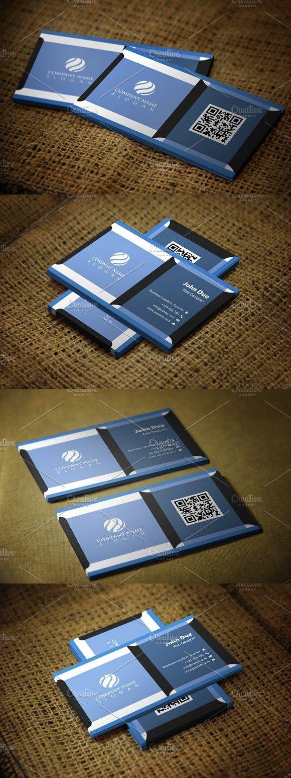 Blutika Business Card Template Business Card Template Business Card Template Design Business Cards