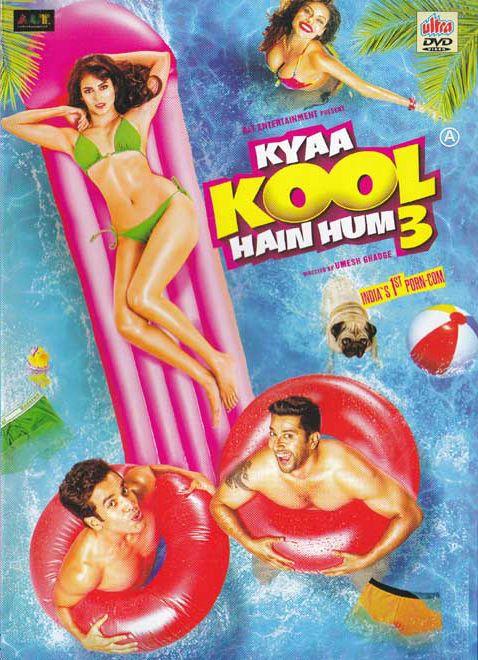 Kyaa Kool Hain Hum 3 (2016) Hindi Movie Online in HD - Einthusan  Tusshar Kapoor, Aftab Shivdasani, Krishna Abhishek Directed by Umesh Ghadge Music by Sajid-Wajid 2016 [A] ENGLISH SUBTITLE