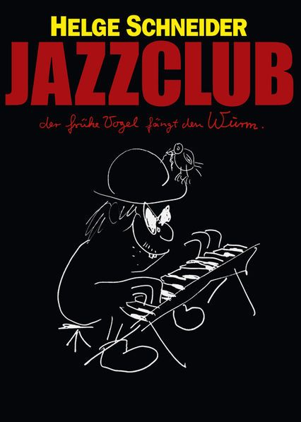 Jazzclub - Der fruhe Vogel fangt den Wurm - By day, Teddy works a variety of odd jobs -- including fishmonger and gigolo -- so he can spend his nights jamming with his buddies in a jazz club.