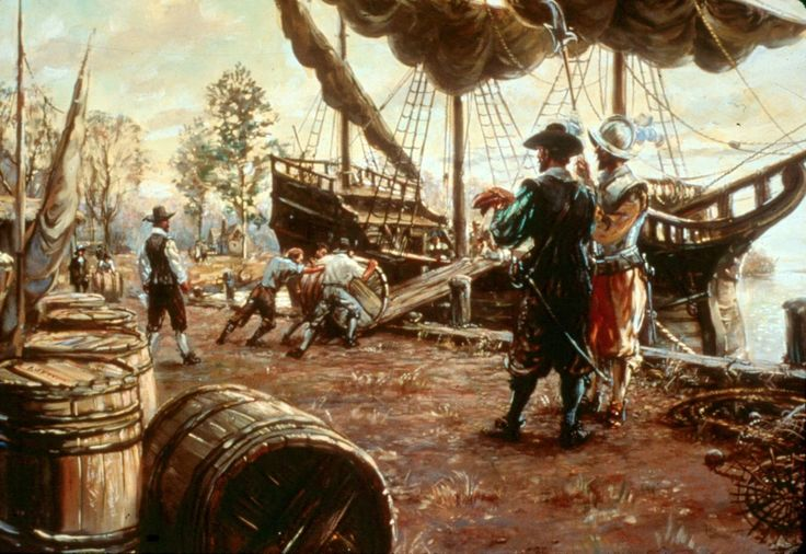 jamestown | Steps Towards A Permanent English Colony