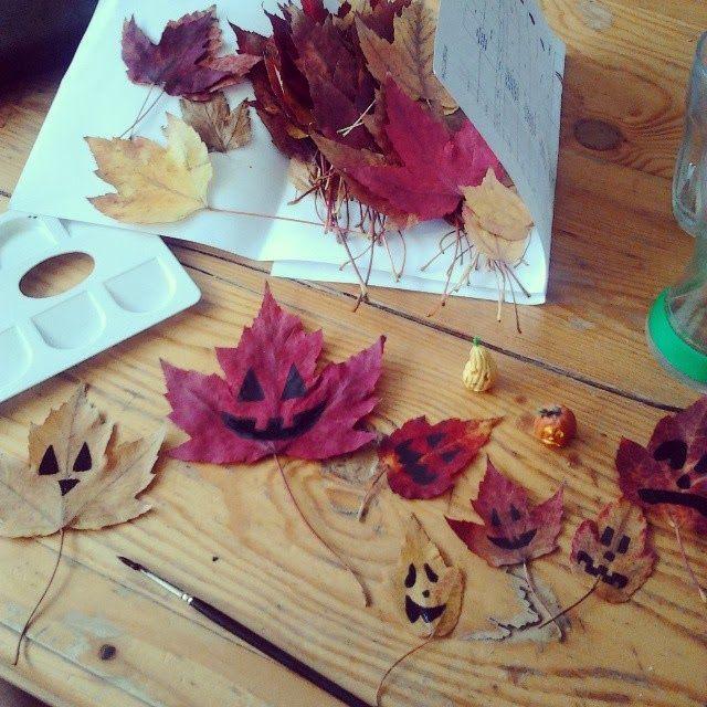 Le blog de Gabrielle Aznar: Halloween 2013 * DIY, décoration, art postal et autres petites idées