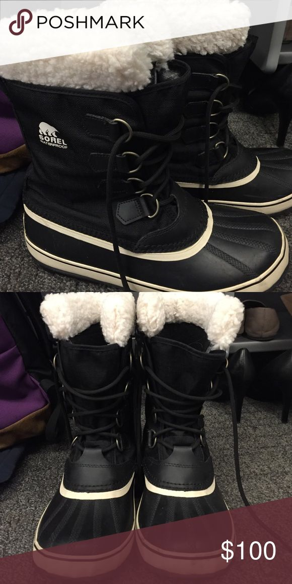 Sorel Women's Winter Carnival Boot Amazing snow boots! Comfortable, warm, and water proof! Sorel Shoes Winter & Rain Boots