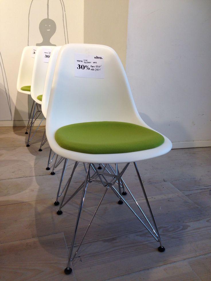 DSR Polstret Chair