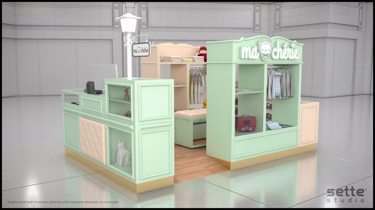 studio sette, sette studio, quiosque para shopping, quiosque, design quiosque…