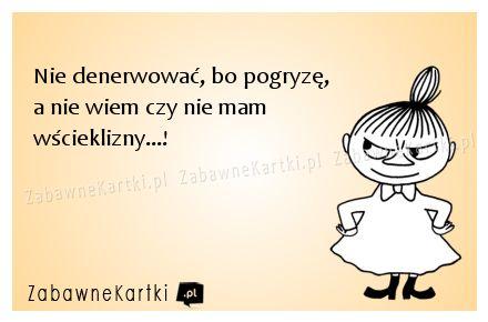 Nie denerwować... - ::: ZabawneKartki.pl :::
