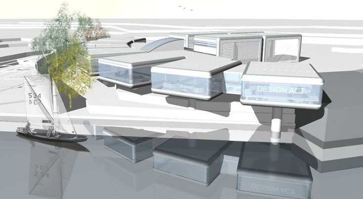 arkitektur_trondheim_sintef_ntnu_design_act_modul_eu_prosjekt_kontorer_verksted_perspektiv_landanlegg_arbeidsmoduler