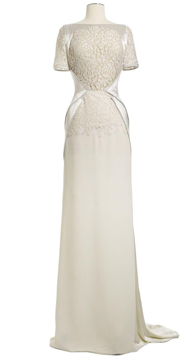 J Mendel Spring 2014 Wedding Dress Collection