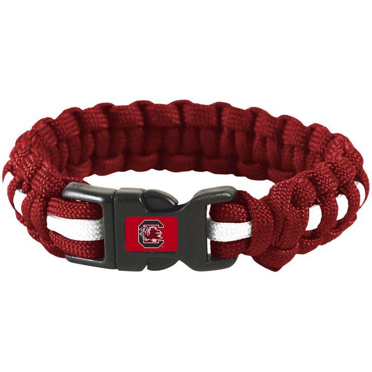 South Carolina Gamecocks Survival Bracelet - Garnet - $17.59