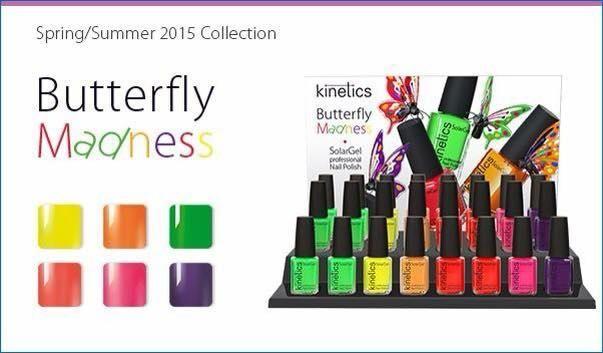 Piękne neonowe kolory Kinetics dostępne już dziś