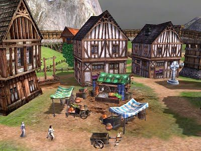 WebQuest / Webkwestie voor groep 6-7-8 van het basisonderwijs over wonen in een Middeleeuwse stad. De leerling ontdekt via twee games de nodige informatie.