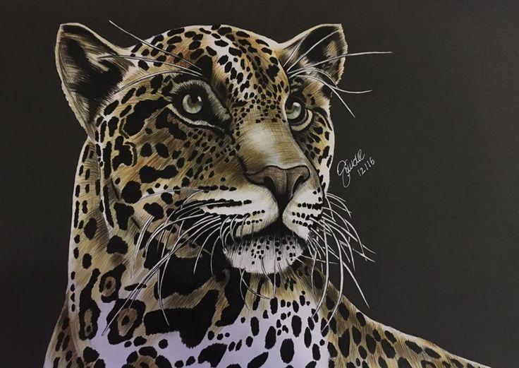 Jaguar By Si Mone