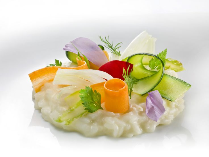 Risotto - By Heinz Beck