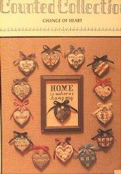 Getting ready for Valentine's day...cross stitch patterns and heart pattern.  Alphabet.  $2.99. Sold on website http://barbspencerdolls.com.  Look in BOOKS.