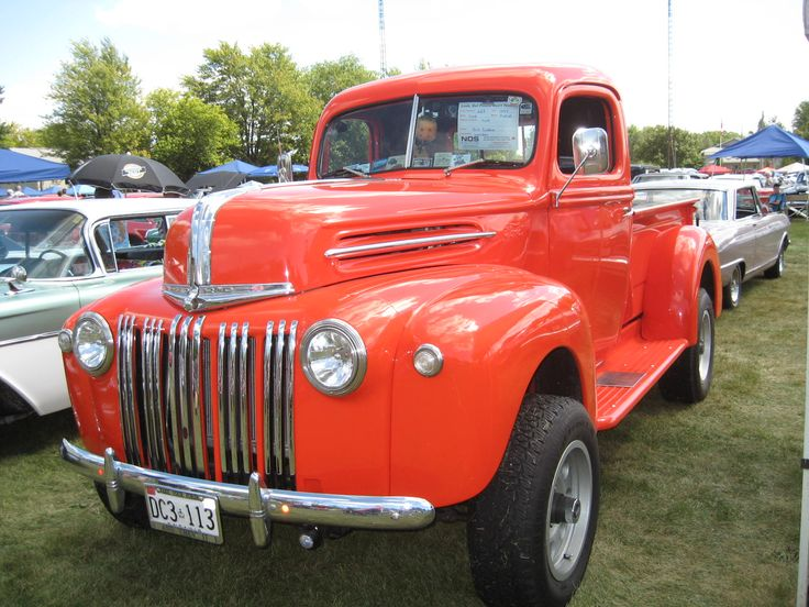 Classic Truck -- Curated by Towright Towing & Transport | PO Box 27052 Willow Park PO, Kelowna, BC, Canada V1X 7L7 | (250) 979-8093