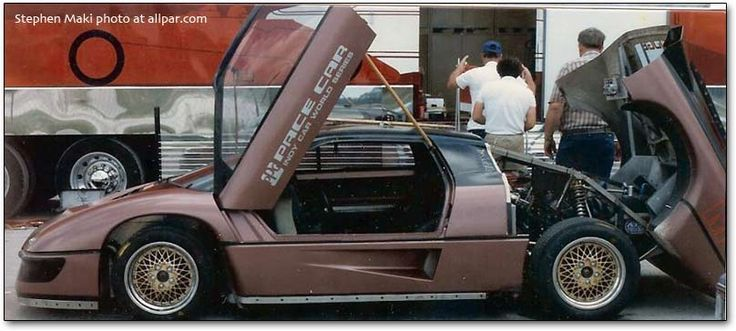 The Wraith Car: 18 Best Dodge M4S Images On Pinterest