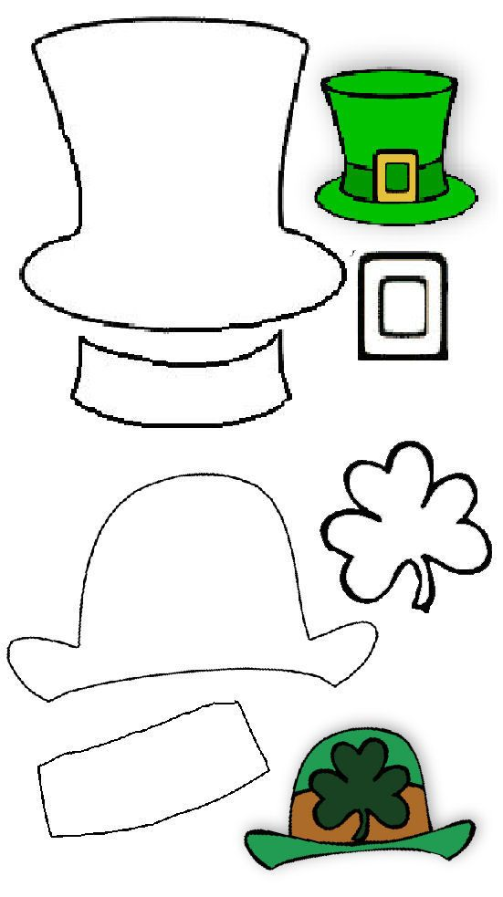 leprechaun hat, st patricks day, st pattys day, st patricks day crafts