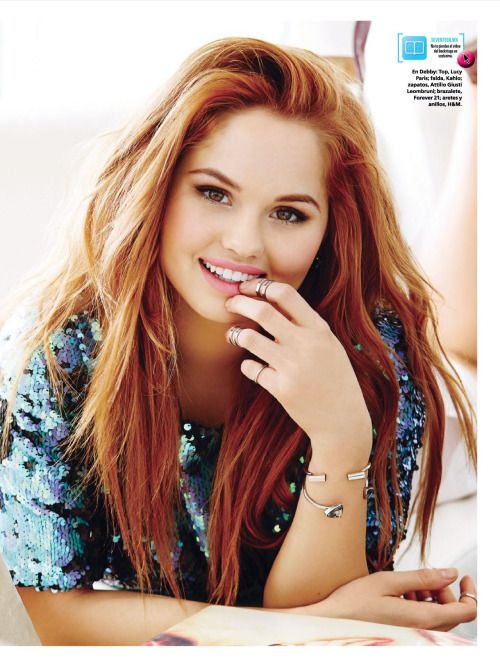 Debby Ryan – Seventeen Magazine (Mexico) March 2015 Issue