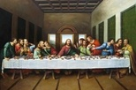 the last supper - possibly the best way to see it is on a day tour of milan