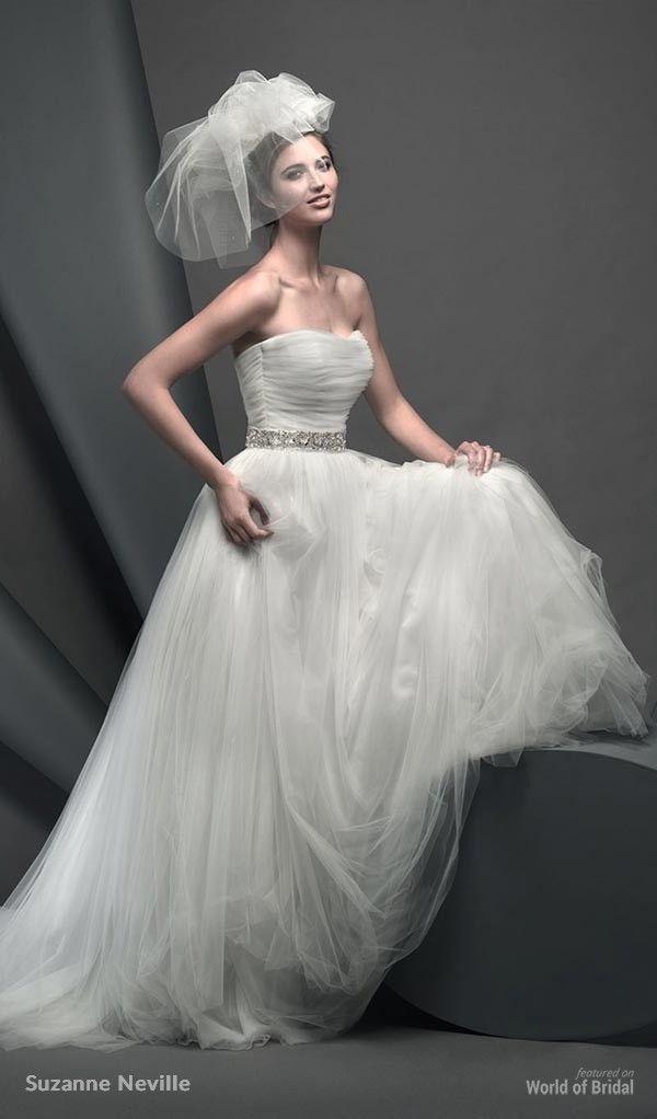 Suzanne Neville 2015 Wedding Dresses