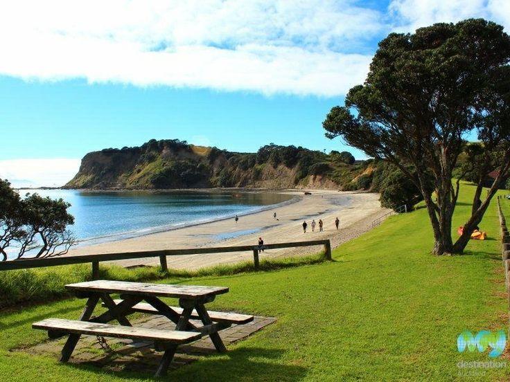 Army Bay, Shakespear Regional Park, Hibiscus Coast, Auckland, NZ