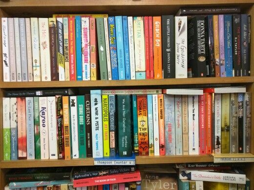 Masses of novels to buy at Old Street station bookshop.
