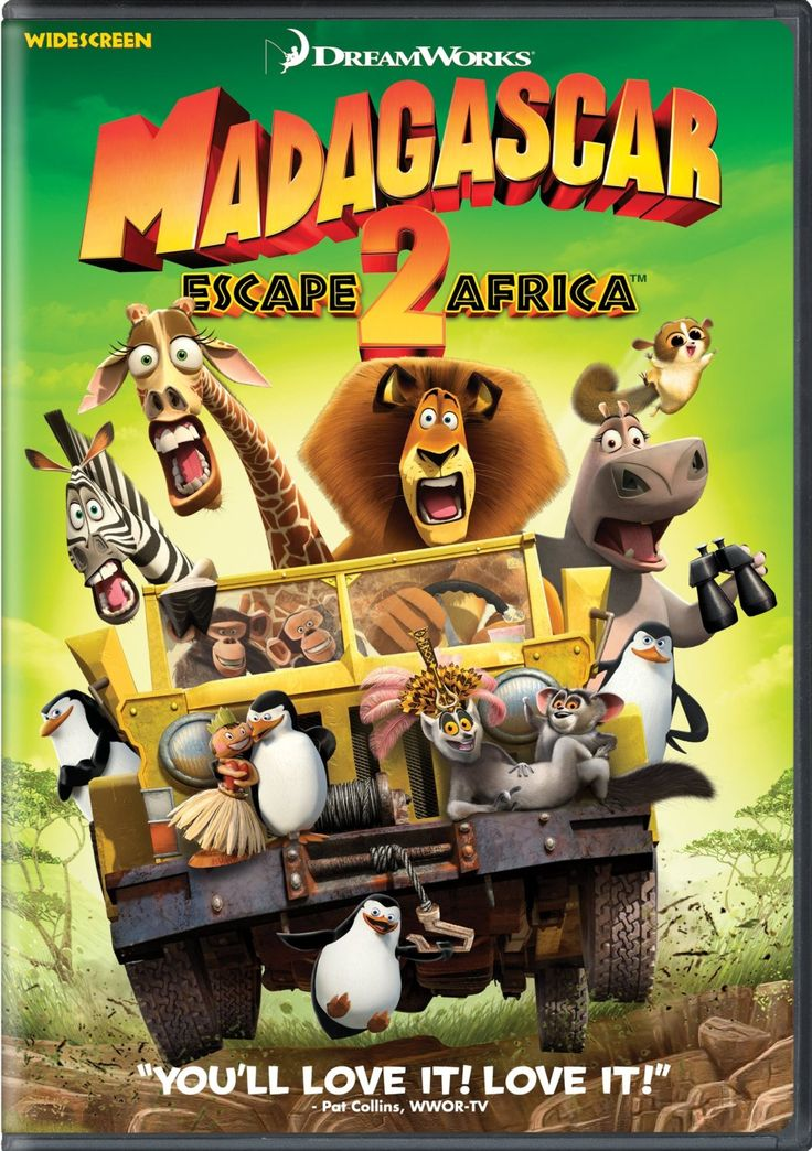 Alex (Ben Stiller), Morty (Chris Rock) and other zoo animals find a way to escape from Madagascar when the penguins reassemble a wrecked airplane. The precariously repaired craft stays airborne just long enough to make it to the African continent. There the New Yorkers encounter members of their own species for the first time. Africa proves to be a wild place, but Alex and company wonder if it is better than their Central Park home.