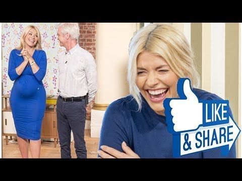 'She better not be pregnant again!' Phillip Schofield bans cohost Holly Willoughby from having a fo