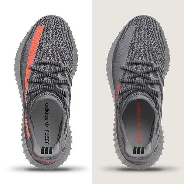 "Could an adidas Yeezy Boost 350 v2 ""Beluga 2.0"" be releasing this October? Which of these two renderings do you like more? For more details on this October release, tap the link in our bio. #instagramanet #kicksonfire #puma"