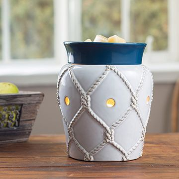 The Flaming Candle Company - Nautical Tart Warmer, $11.99 (http://www.theflamingcandle.com/accessories-additives/tart-warmers/nautical-tart-warmer/)