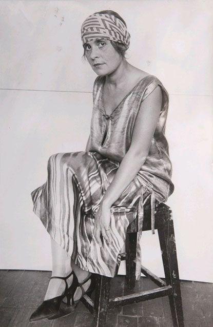 Portrait of Lili Brik, 1924, by Alexander Rodchenko