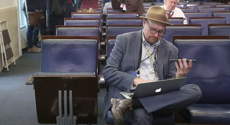 Trump White House Finally Ices Fake News; Blocks New York Times, 'Hack' Reporters from Access   True Pundit