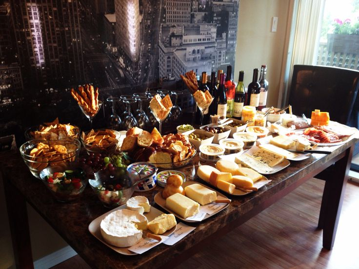 42 best Wine and Food Pairing Party Ideas images on Pinterest  Cheese platters Wine cheese and