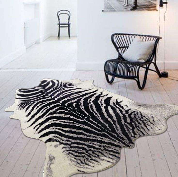 Nuloom Hand Picked Brazilian Black White Zebra Cowhide: Best 25+ Black White Rug Ideas On Pinterest