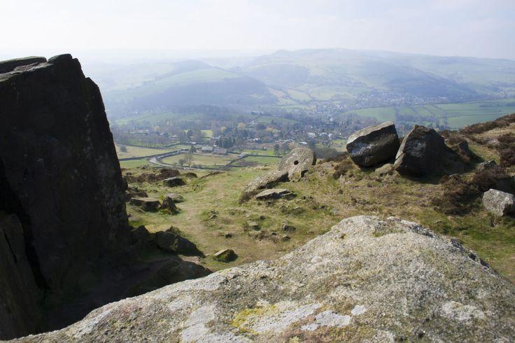 Peak District National Park.  Anglická příroda nás dostala.