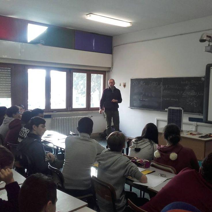 14/12/2016. Scuolartigiana. Lezione su Energie Rinnovabili con Luca Baglioni