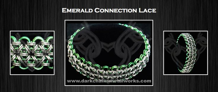 Emerald Connection Lace