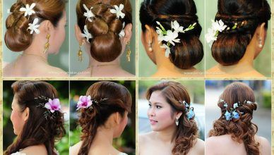 Chic Wedding Hairstyle Ideas Spring 2017
