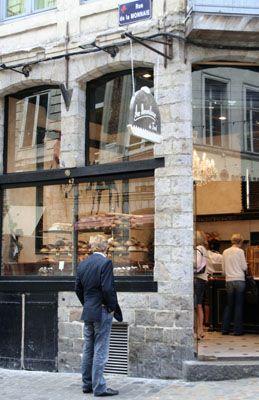 Lille, Pâtisserie Aux merveilleux de Fred