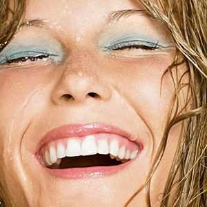 Make a Splash with Waterproof Makeup | Summer Beauty Secrets | CoastalLiving.com: Waterproof Makeup, Beaches Beautiful, Makeup Tips, Blue Eye, Beautiful Tips, Beaches Vacations, Beautiful Secret, Summer Beautiful, Beautiful Products